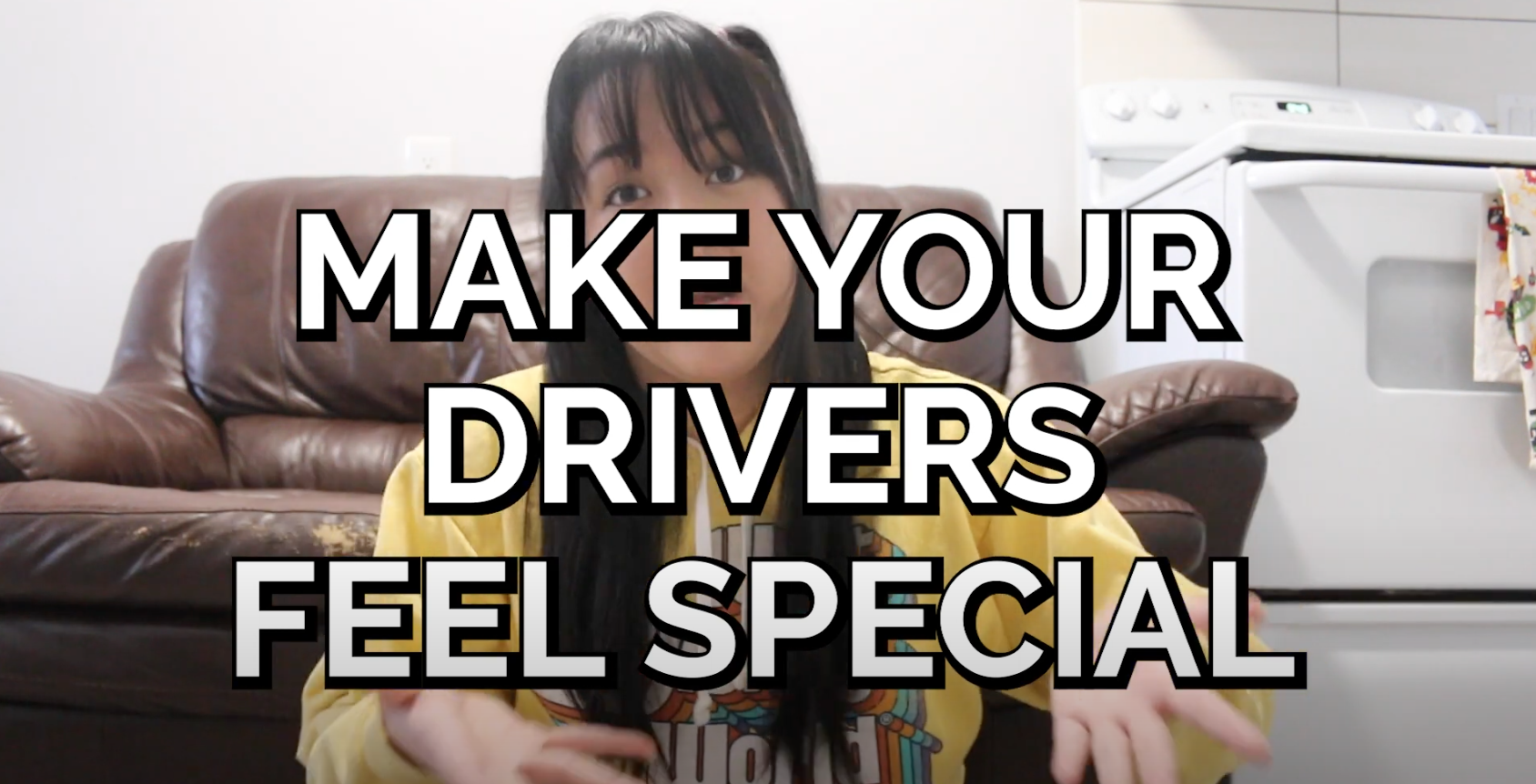 How To Make Your Truck Drivers Feel At Home